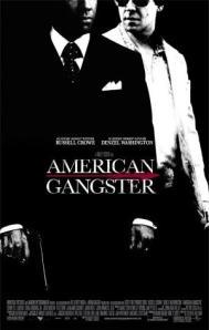 Poster van American Gangster van regisseur Ridley Scott