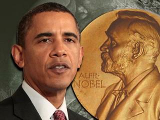 Obama wint Nobelprijs voor Vrede
