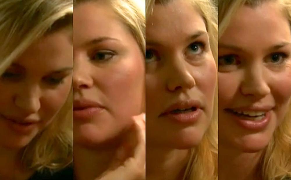 Franca Treur, stills uit de uitzending 13 januari 2013