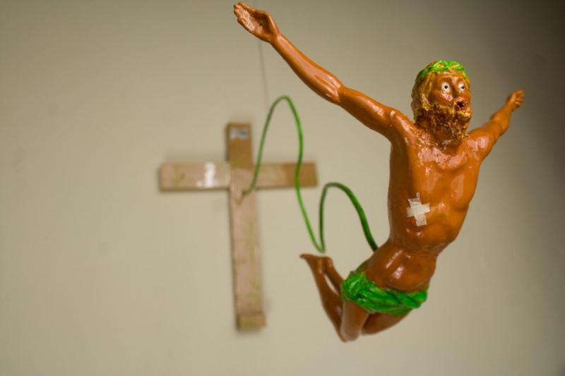 Wat Jezus kan, kunnen wij ook (Marjoleine de Vos, heb jeeven?)